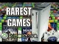 Top 10 Rarest Xbox 360 Games | Most Valuable Xbox 360 Games