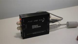 Muse Audio HIFI USB PC DAC digital to analog converter review