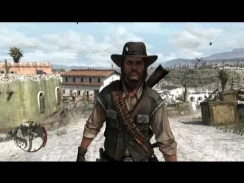Red Dead Redemption The Man Comes Around Johnny Cash Youtube