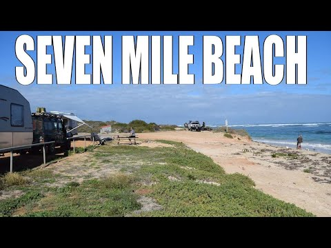Seven Mile Beach - Western Australia