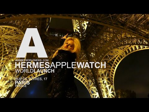 HERMES APPLE WATCH PARIS 2015