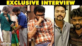 விஜய் அண்ணா, I am Sorry - Sathya NJ, Bairavaa Costume Designer Interview | Galatta Tamil Exclusive