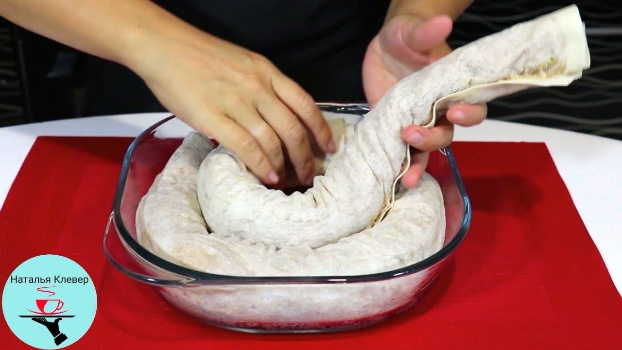 Почему ИЗ ФАРША я не готовила такое раньше? Мясной пирог без возни с тестом!