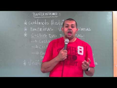 Vídeo aula : Os Bandeirantes