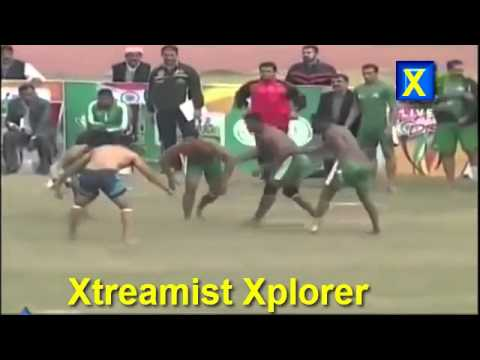 india vs Pakistan - Kabaddi Final - 5th World Cup 2014 - 20