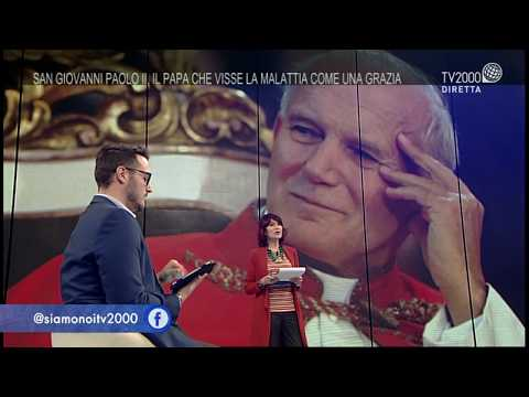 Siamo Noi 18 maggio 2020 – San Giovanni Paolo II, il papa che visse la malattia come una grazia