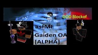 ROBLOX Gaiden OA [ALPHA] Gameplay-New Thumbnail for GOA