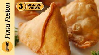 Aloo Samosa Recipe By Food Fusion