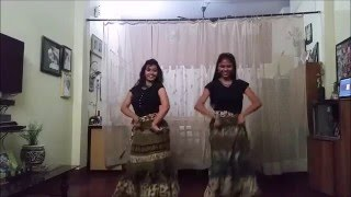 mujhe rang de by shreyashi and pooja