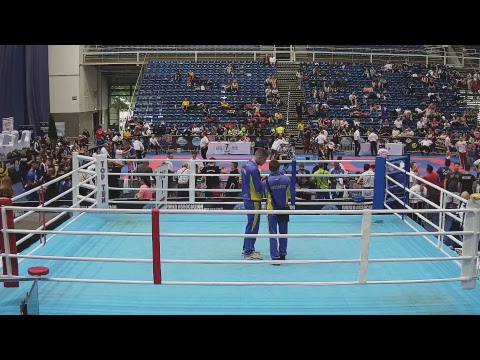WAKO World Cup 2018 - Day 3 - Ring 1