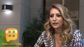 Geraldine Bazán enfrenta preguntas sobre su divorcio | Ventaneando