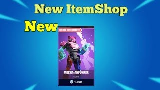Fortnite Item Shop 19.7.19 I KRASSER new SKIN + New Camouflage I Fortnite Battle Royale