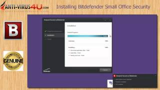 Download and Install Bitdefender Small Office Security