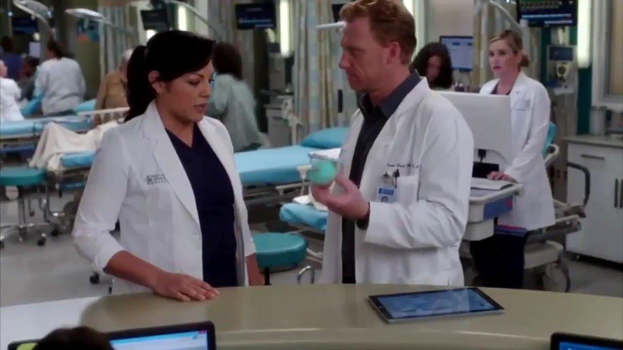 Greys Anatomy S12