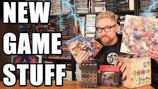 NEW GAME STUFF 53 - Happy Console Gamer