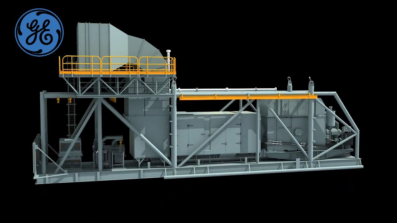 Aeroderivative Gas Turbine LM2500 | Gas Power Generation | GE Power