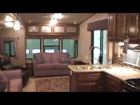 Salem Villa 39fden Park Trailer At Jeff Couch S Rv Nation
