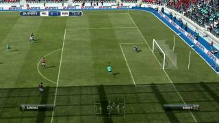 Barcelona vs AC Milan - FIFA 12 PC (Max Settings)