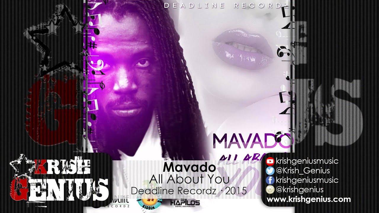 Mavado - All About You (Raw) Island Life Riddim - July 2015