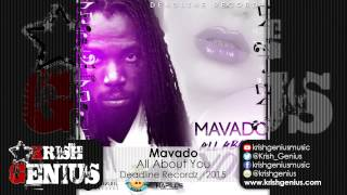 Mavado - All About You (Raw) Island Life Riddim - July 2015