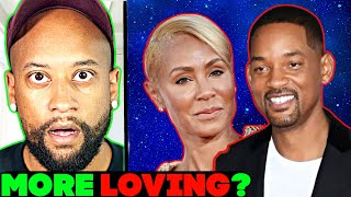 Will Smith: My Open Marriage is MORE Loving! (Christian Perspective)