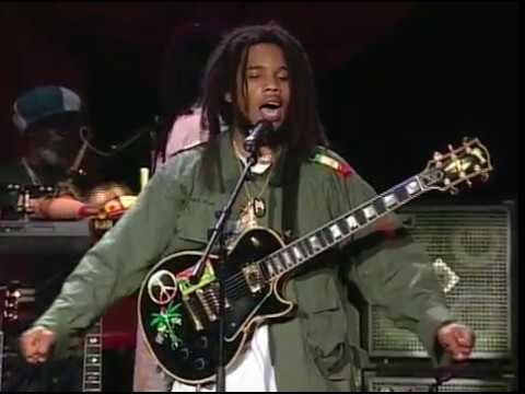Postman - Ziggy Marley & The Melody Makers Live at HOB Chicago (1999)