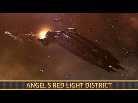 EVE ONLINE: ANGEL'S RED LIGHT DISTRICT [5/10 DED] TENGU