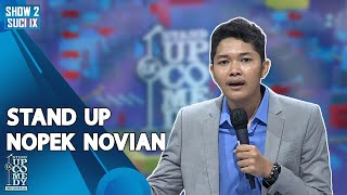 Stand Up Comedy Nopek Novian - ULTIMATE SHOW 2 - SUCI IX