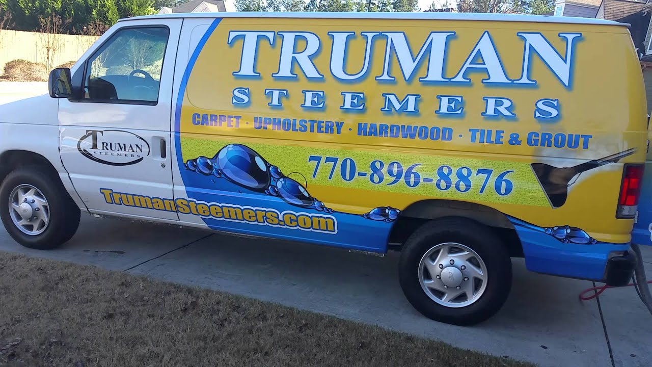 Truman Steemers Carpet Cleaning Dacula Ga Youtube
