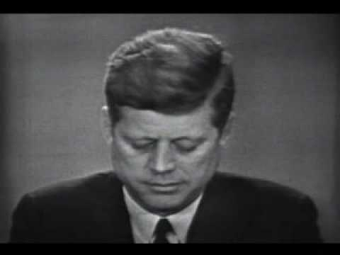 TNC:262 (excerpt) JFK on Civil Rights