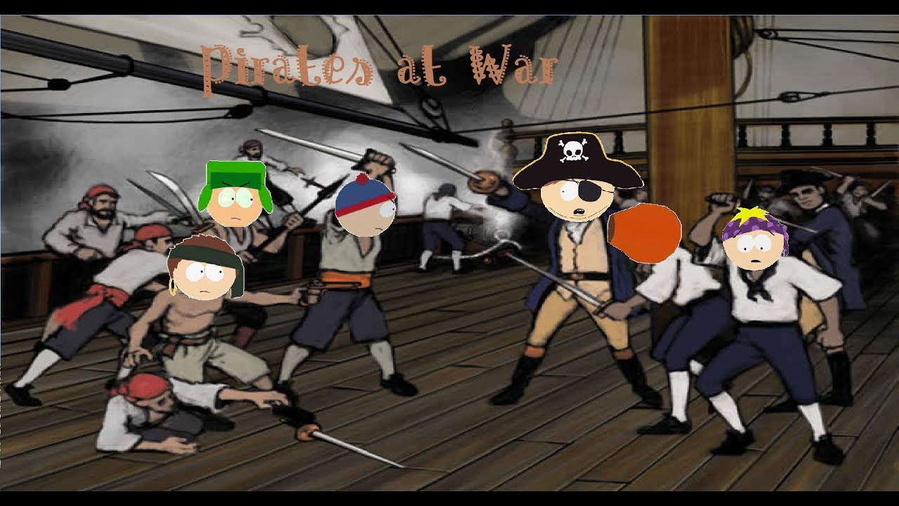 south park in roblox season 2 episode 3 pirates at war youtube