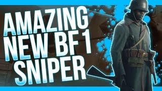 Battlefield 1 NEW SNIPER! Martini Henry Infantry Gameplay! Best Gun In BF1!? PC Sniping Multiplayer