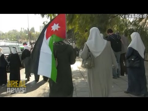 Jordanians Vote for the First Time Since Arab Spring