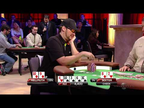 2013 National HeadsUp Poker Championship Episode 2