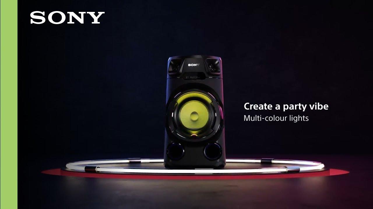 Sony | MHCV13 High Power Audio System with BLUETOOTH