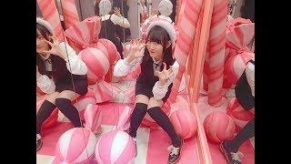 SKE48 Instagram of Shirai Kotono/白井琴望 (BGM Music Box AnoHana ED...