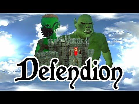 Defendion - Gameplay