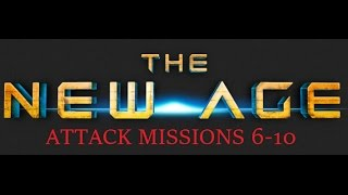 War Commander - Operation: The New Age - attack Missions 6-10