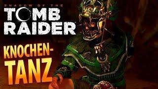 Shadow of the Tomb Raider #038 | Knochentanz | Gameplay German Deutsch thumbnail
