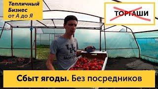 Сбыт ягоды. Без посредников.