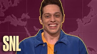 Weekend Update Rewind: Pete Davidson (Part 2 of 2) - SNL