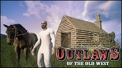 Outlaws of the Old West | Angezockt! [Let's Play German Deutsch]