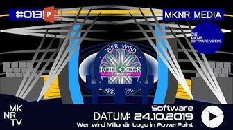 Wer wird Millionär Projekt - MS PowerPoint 2010 - Folie 1