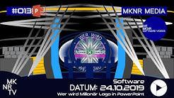 📖 PowerPoint - Wer wird Millionär - Logo erstellen
