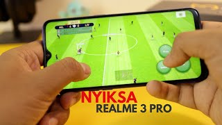 PES 2019 High Dibabat Habis! | Nyiksa Realme 3 Pro Gaming Test