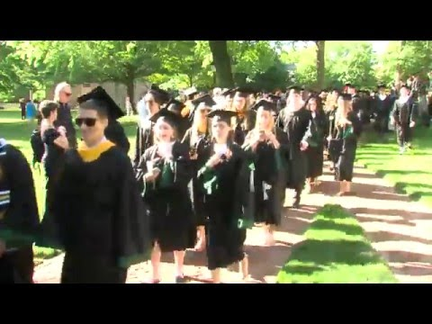 William & Mary Commencement 2016