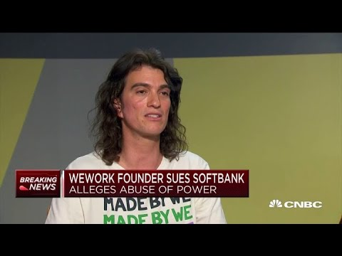 Adam Neumann, the Co-Founder of WeWork Manages to Remain ...