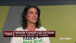 Ousted WeWork CEO Adam Neumann is suing SoftBank — Here's why