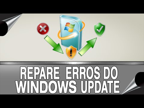 Como Reparar Todos os Erros do Windows Update