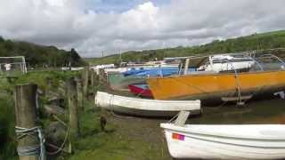 Walk around Golant near Fowey Cornwall 5